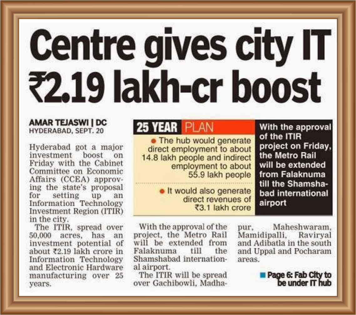 Centre gives boost